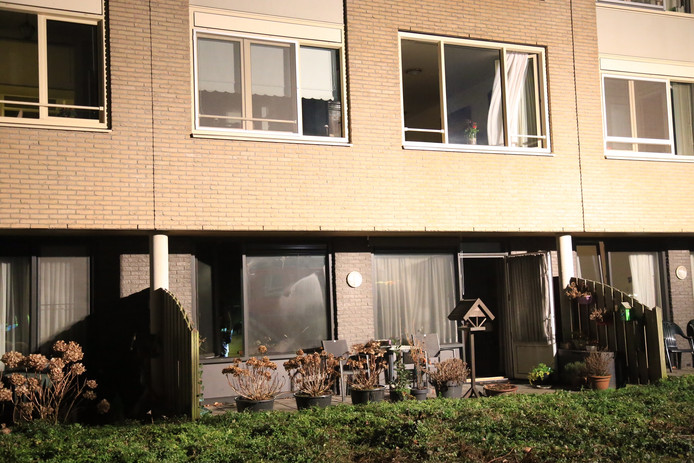 Brand in wooncentrum Rivierenhof in Helmond