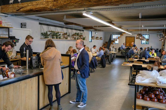 Weekendreportage Michaël Van Droogenbroeck: Restaurant Cru & Cuit.