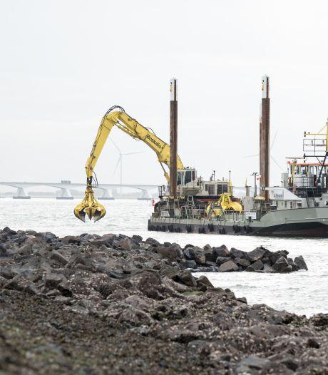 Boskalis moet aan de bak, want anders kunnen de grootste containerschepen van de wereld Engeland niet meer in