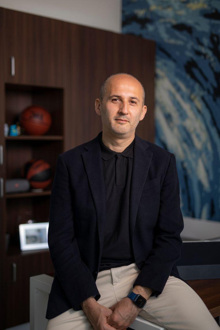 Koray Yürük, directeur van Medisch Centrum Acibadem. Beeld Marc Driessen