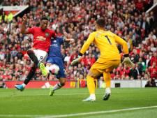Manchester United bezorgt Lampard pijnlijk debuut in Premier League
