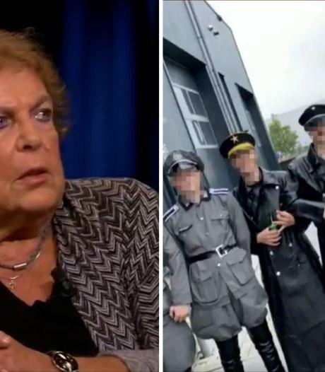 Urker jongeren bieden excuses aan voor nazi-verkleedpartij na gesprek met Holocaust-overlevende