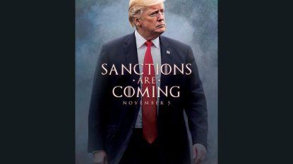 """HBO niet blij met Trumps tweet over sancties: """"Hoe zeg je merkmisbruik in Dothraki?"""""""