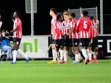 Jong PSV wacht zware dobber met Cambuur-uit, A-talenten sluiten aan