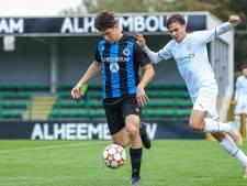 Un partage entre les U19 du Club de Bruges et ceux de Manchester City en Youth League
