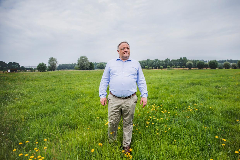Viroloog Marc Van Ranst (KU Leuven)