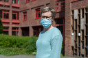 """Waarnemend directeur van het woonzorgcentrum Valérie Hencken: """"Iedereen met de kleinste symptomen wordt nu direct getest."""""""