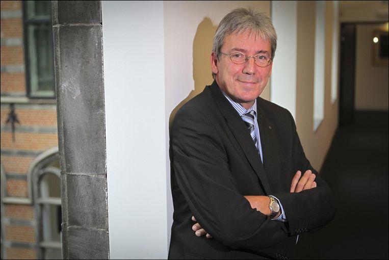 Voormalig UA-rector Alain Verschoren. Beeld photo_news
