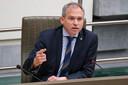 Vlaams minister van Begroting Matthias Diependaele (N-VA).