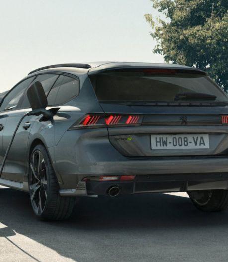 De snelste Peugeot aller tijden is een hybride