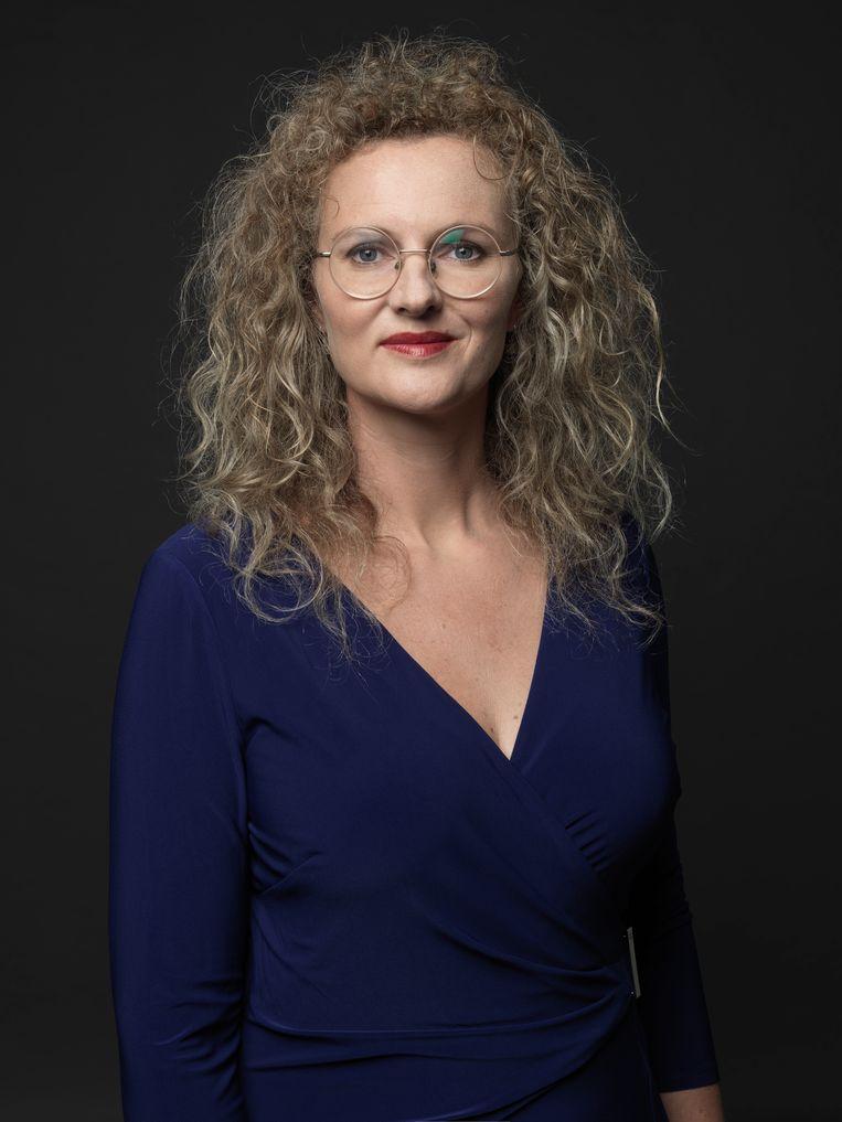 Marelie van Rongen: 'Door de steunmaatregelen kon bijna iedereen worden doorbetaald, maar het voelde compleet leeg' Beeld  Annaleen Louwes