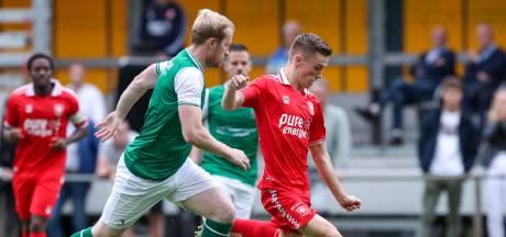 FC Twente heeft het lastig tegen HSC'21, maar wint wel