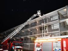 Keukenbrand in Driewegenhof Middelburg
