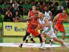New Heroes toch verder in FIBA Europe Cup