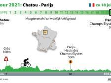 Laatste rit: gaat Cavendish met zege op Champs-Élysées over Merckx heen?