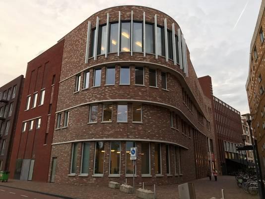 Cultuurcentrum Spectrum is gesloten vanwege mogelijk instortingsgevaar.