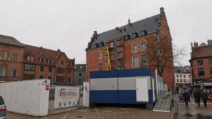 """Schepen reageert op kritiek Halle2019: """"Laat de architect eerst zijn werk doen"""""""