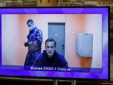 """Navalny maintenu en détention, """"une tentative flagrante d'intimidation"""""""