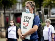 Eén procent meer salaris in de zorg kost al snel 32,50 euro per Nederlander