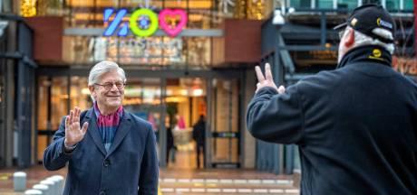 Charlie Aptroot bleef tóch burgemeester: 'Eerlijk gezegd vond ik het zonder werk een beetje saai'