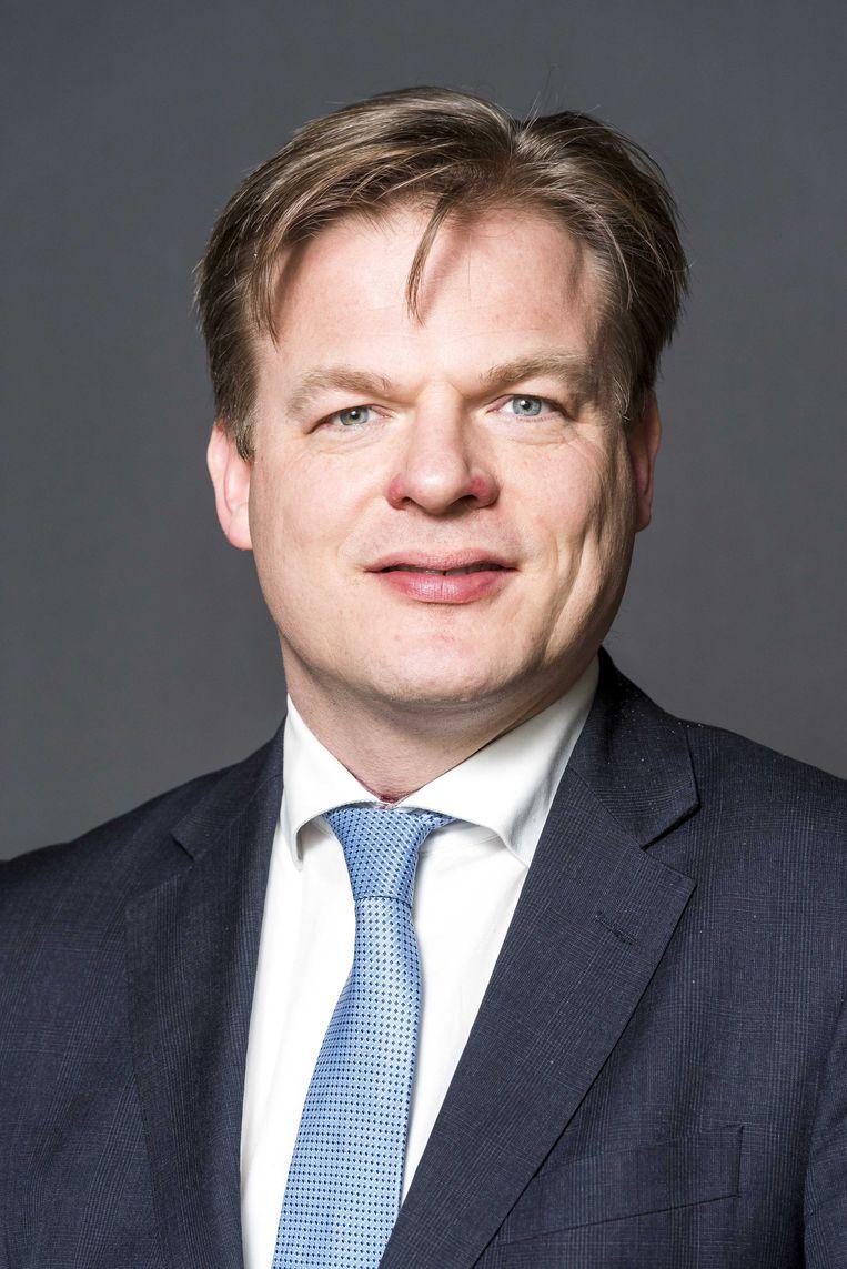 Pieter Omtzigt vindt het tijd voor een nieuw sociaal contract tussen overheid en burger. Beeld ANP