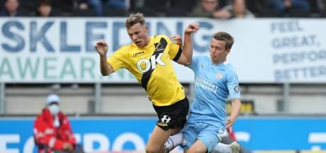 Jong PSV wil nu ook tegen een van de topploegen iets overhouden aan een wedstrijd