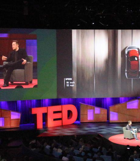 Dromen met Musk: floep en weg is de file