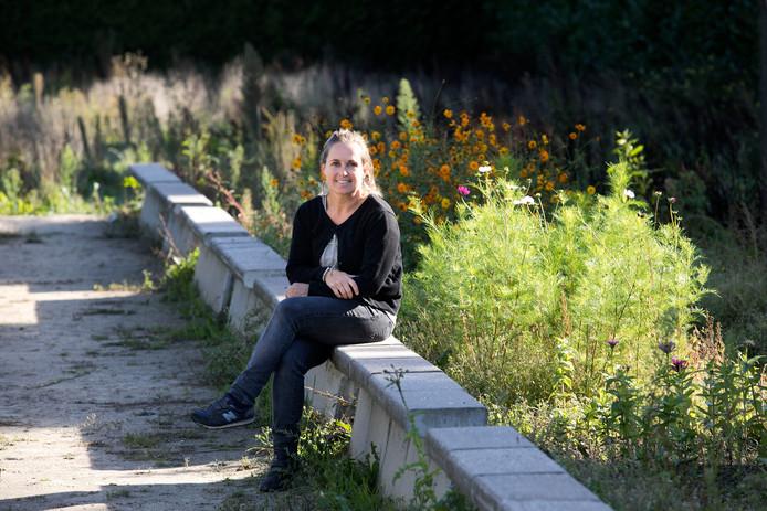 Liesbeth van der Velden van ontmoetingsplek Buutvrij  in Best