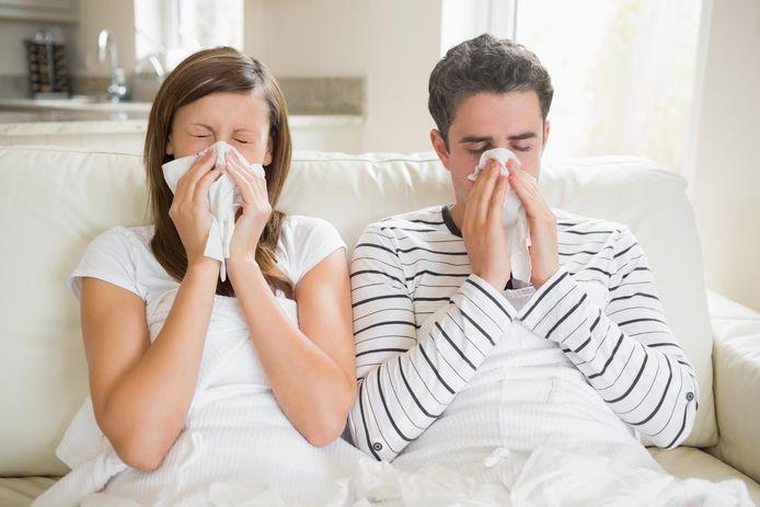 Faire l'amour aiderait à lutter contre un nez bouché, selon les recherches de Bulut.
