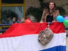 Hersenbloeding krijgt Femke (15) uit Zeewolde niet klein: ze haalt 'gewoon' haar mavodiploma