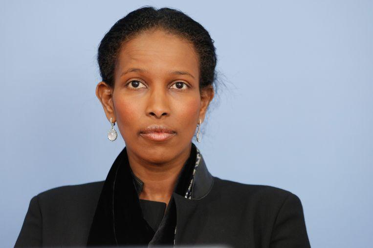 Ayaan Hirsi Ali Beeld Getty Images