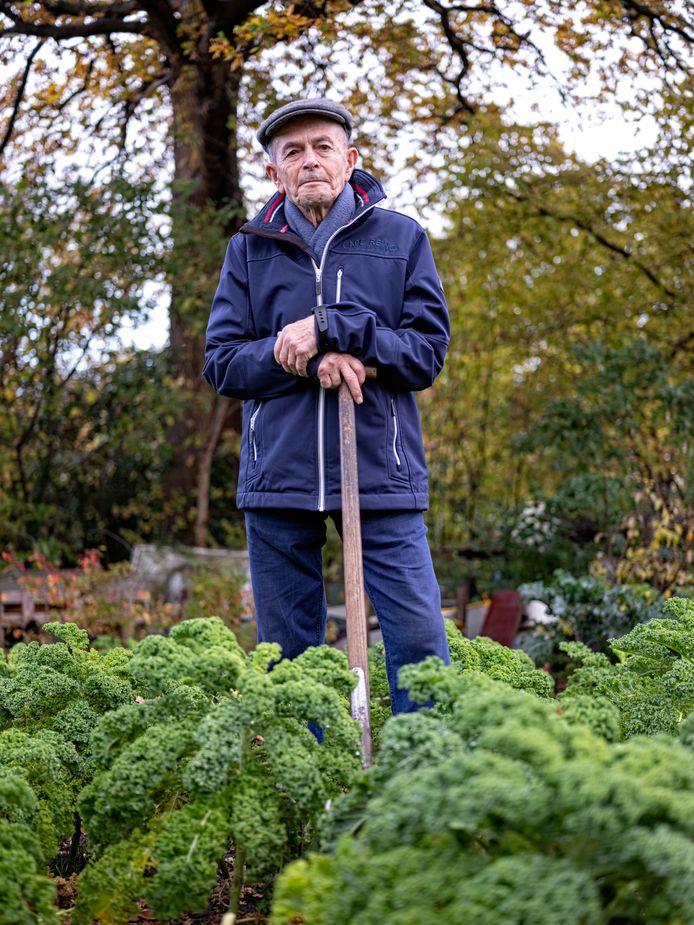 Herman Kok ging begin jaren 70 biologisch-dynamisch boeren, met oog voor de natuur.