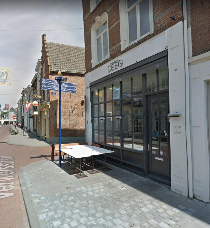 Pizzabar Deeg in de Verwersstraat