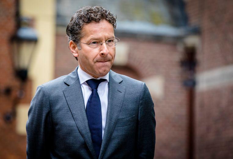 Minister Jeroen Dijsselbloem (PvdA) van Financien Beeld anp
