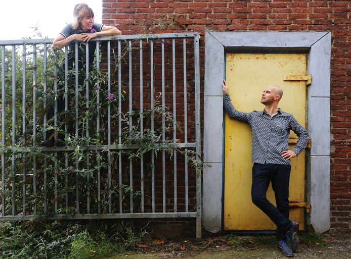 Rogier Telderman en Dyane Donck spelen twee voorstellingen die onderdeel zijn van het KlaversJansen Theaterfestival.