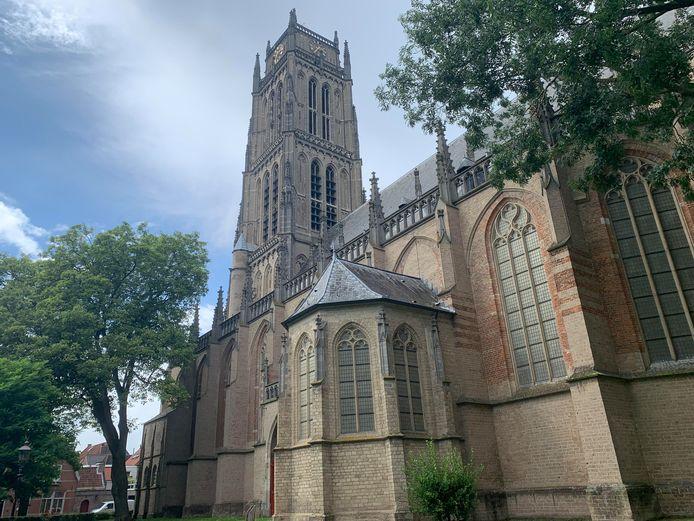 De Sint Maartsenskerk in Zaltbommel.