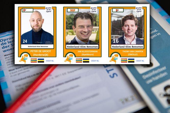 Regionale kandidaten hebben nu een digitaal podium. Maar: hoe gaat de stemmer hen vinden?