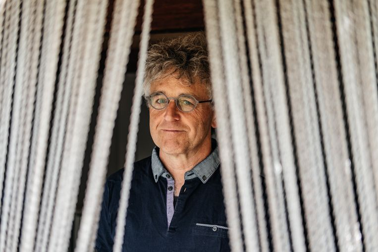 Professor Frank Van Overwalle. Beeld Wouter Van Vooren