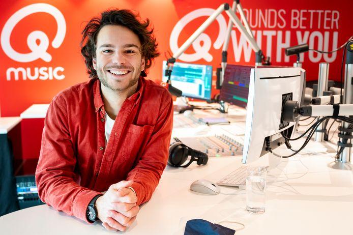 Joost Swinkels: 'Op de radio kun je een wereld creëren voor de luisteraars'