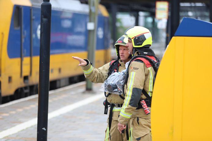 Treinverkeer ontregeld door defecte trein Delft Campus