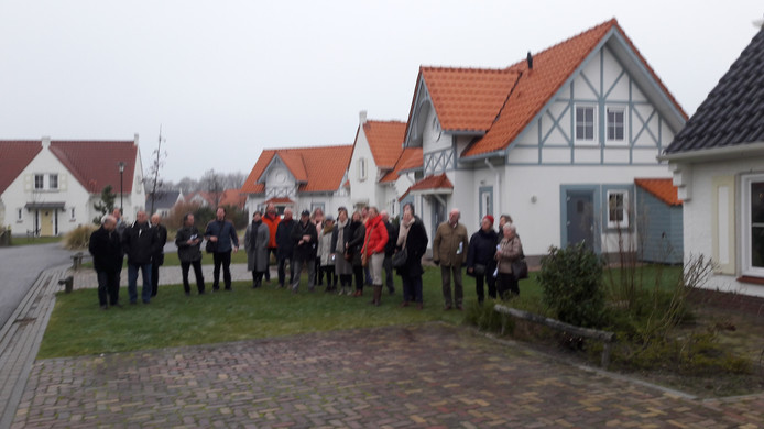 In Cadzand Residence Noordzee.
