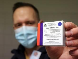 """""""Akkoord over productie Russisch coronavaccin in vier EU-landen"""""""