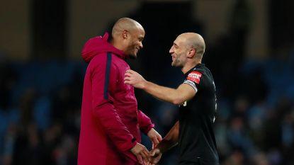 FT buitenland: Guardiola heeft positief nieuws over Kompany - Neymar terug bij PSG - Rijsel breekt met trainer Bielsa