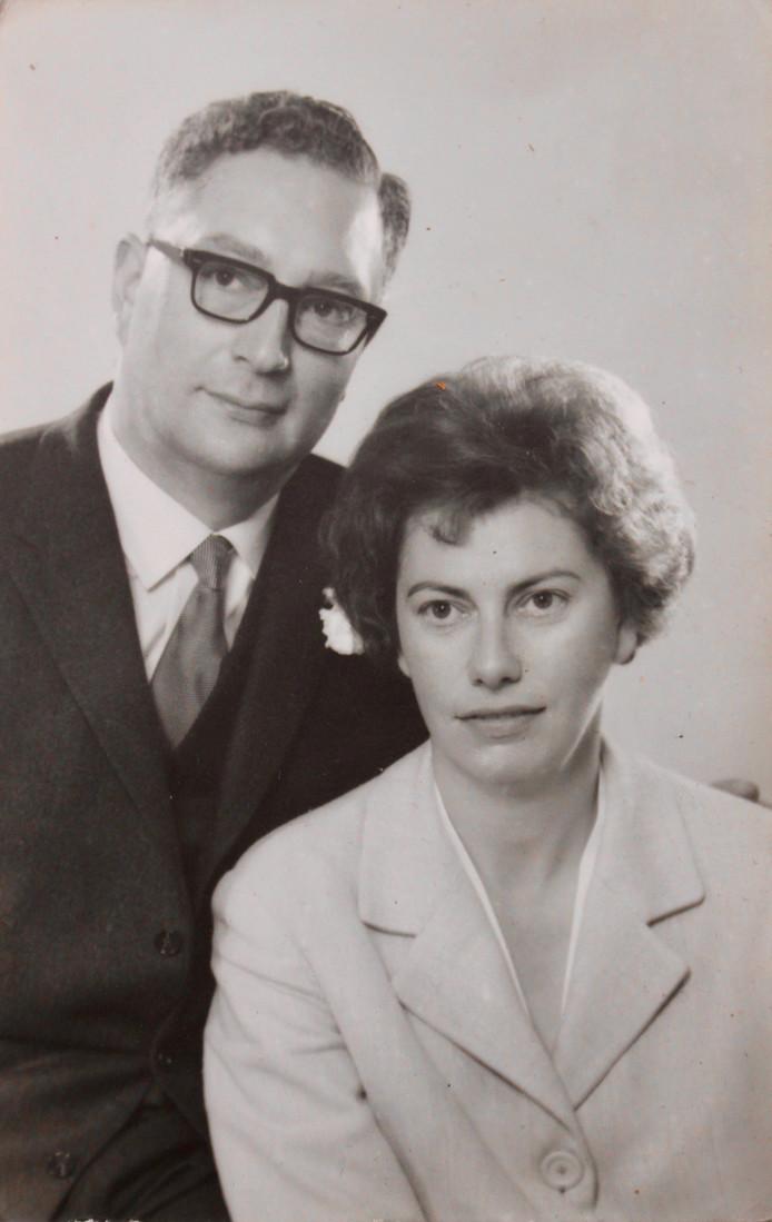 Theo Hoenderdos en An Vermeulen gingen op latere leeftijd uit elkaar.