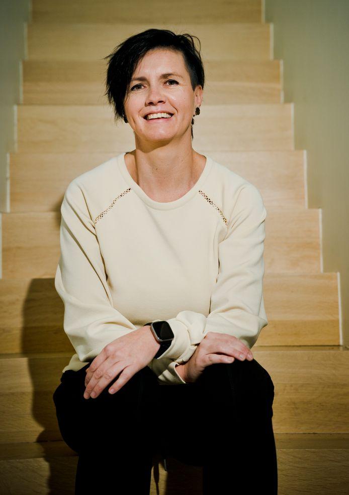 Wendy Bosmans in 2021.