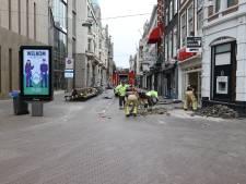 Gasontsnapping Lange Poten: Tweede Kamer, winkels en huizen uit voorzorg ontruimd