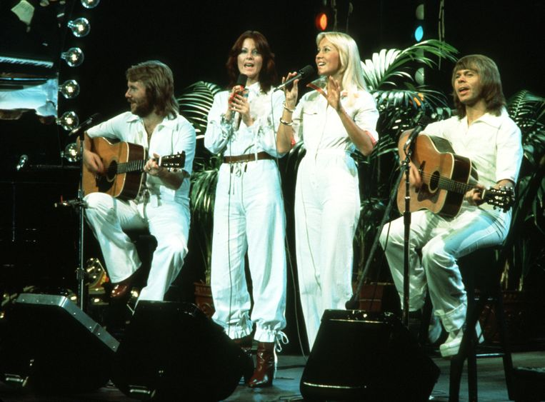 ABBA Beeld Getty Images