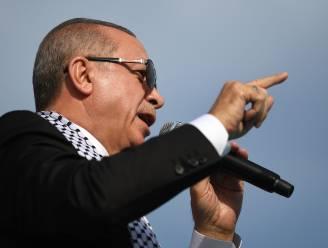 Erdogan vergelijkt lot van Palestijnen met dat van joden in nazi-Duitsland
