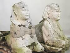 Bewoners verrast: oude, vieze beelden in tuin blijken honderdduizenden euro's waard