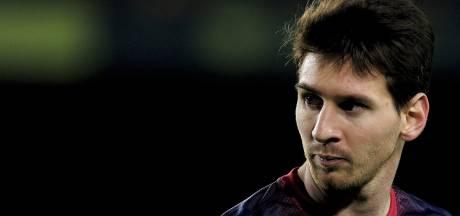 """Lionel Messi au Sénégal pour une visite """"humanitaire"""""""